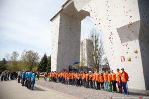 Кубок Украины по альпинизму провели в Харькове